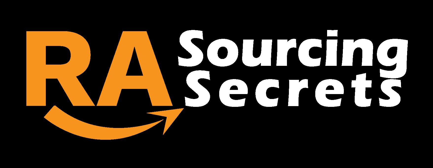 RA Sourcing Secrets